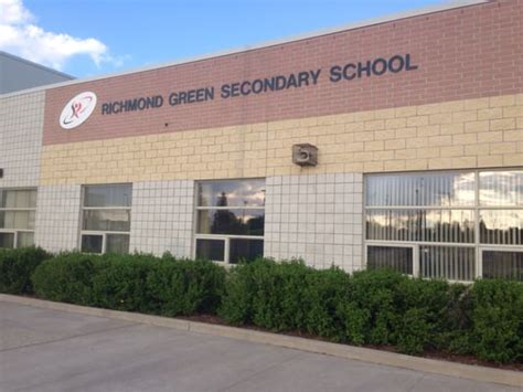 Of Richmond Mba School Address by Richmond Green Secondary School Elementary Schools 1