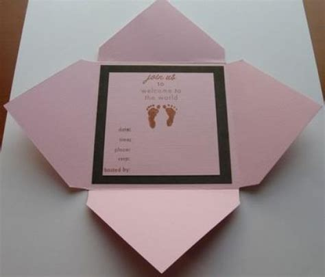 Print Your Own Baby Shower Invitations by How To Make Your Own Baby Shower Invitations