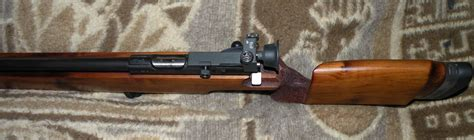 shooting for sale walther kk uit 22 lr match target rifle mint for sale