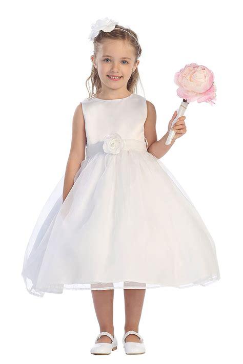 sweet  simple flower girl dress