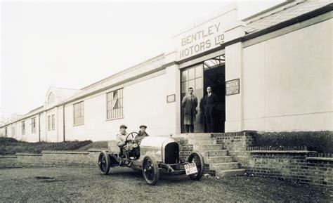 history of bentley motors history of bentley motors crewe impremedia net
