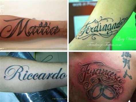tatuaggi fiori maschili tatuaggi scritte nomi foto e idee da copiare style