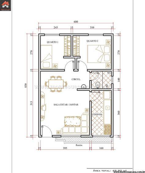 planos de casas pequenas pictures to pin on pinterest projeto planta casa t 233 rrea 05 ev plani pinterest