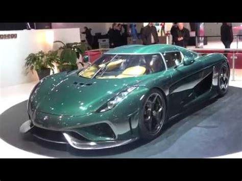 green koenigsegg regera koenigsegg regera green carbon geneva auto 2017