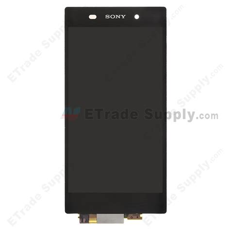 Lcd Xperia Z1 sony xperia z1 l39h lcd screen and digitizer assembly etrade supply