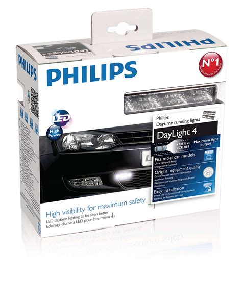 Daylight Led L by Led Daytime Lights Daylight 4 12820wledx1 Philips
