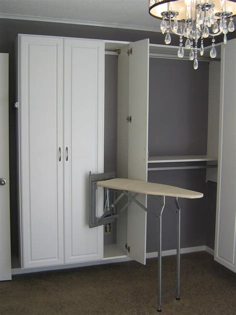 built in ironing board cabinet built in ironing board wall mounted ironing board cabinet
