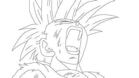 Teen Gohan Coloring Pages Z Gohan Coloring Pages
