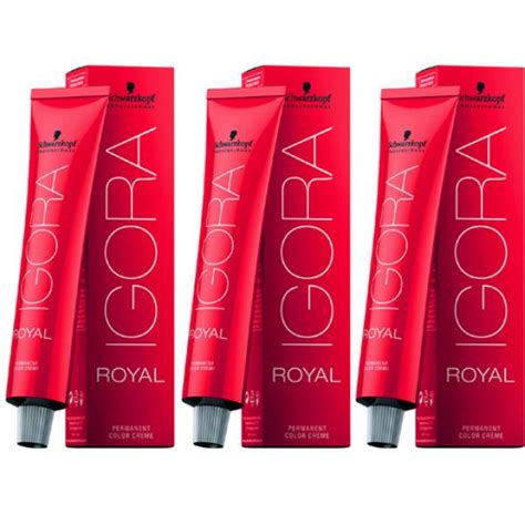 igora color buy schwarzkopf igora royal permanent color creme free