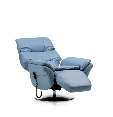 modern recliners leather lomi modern electric recliner rom furniture
