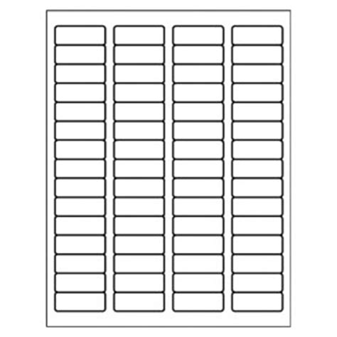 avery 42895 template templates return address label 60 per sheet avery