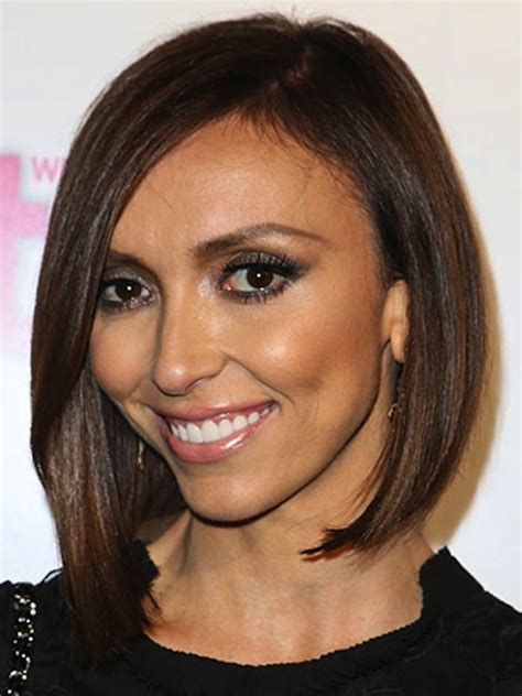 guilanna rancic short sharp bob what about 31 bobs the chic site