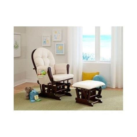 Espresso Rocking Chair Nursery Nursery Rocking Chair Cuddles Baby S Like Mothers Arm Home Furniture Design
