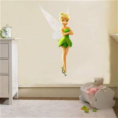 tinkerbell disney decal removable wall sticker home