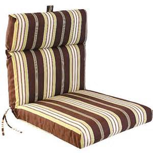 Patio Furniture Cushions Walmart Manufacturing Stripe Outdoor Edge Chair Cushion Patterns Walmart