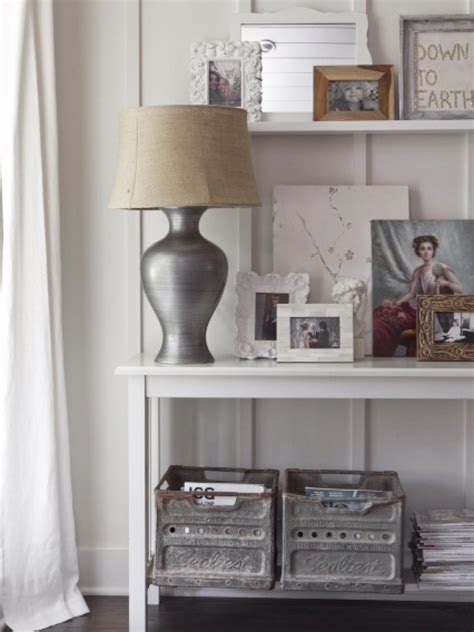 20 mantel and bookshelf decorating tips hgtv