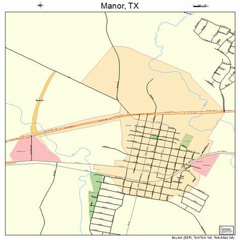 manor texas map manor texas map 4846440