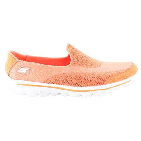 Go Walk Skechers by Skechers S Go Walk 2 Orange