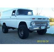 1963 Chevy Panel 4x4  Trucks Pinterest And Tim O