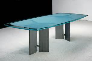 Modern Meeting Table Modern Glass Top Conference Table Stoneline Designs