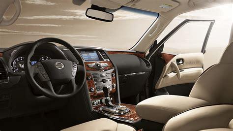 2017 nissan armada platinum interior nissan armada 2017 interior photos www indiepedia org