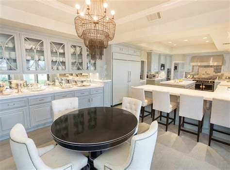 famous kitchens go inside 10 stunning celebrity kitchens