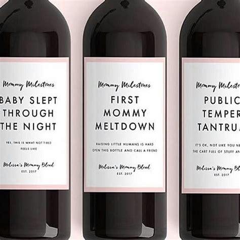 Best Shower by 25 Unique Wine Labels Ideas On Broken