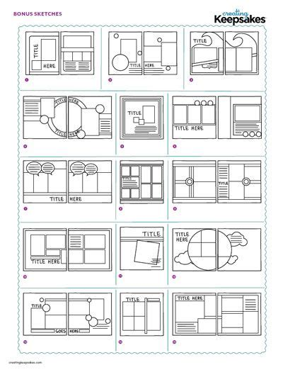 layout scrapbook for architectural drawings scrapbooking archives favecrafts