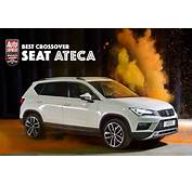 Crossover Of The Year 2016 SEAT Ateca  Auto Express