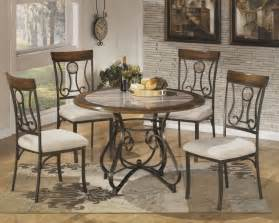 hopstand round dining room table d314 15b 15t tables