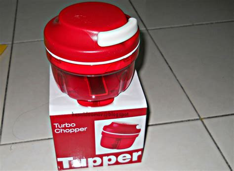 Turbo Chopper Merah Tupperware my sweet story tupperware turbo chopper sangat membantu