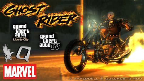mod gta 5 ghost rider gta gaming archive