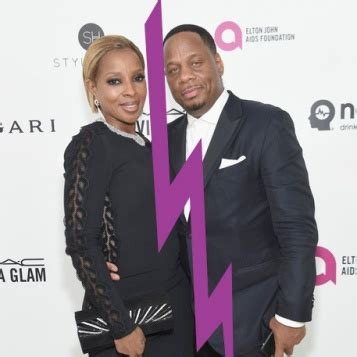 Heches Husband Files For Divorce 2 by Oh No J Blige Files For Divorce From Husband Kendu