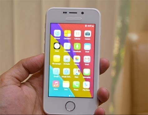 Smartphone Bell Freedom 251 freedom 251 10 things you must about the cheapest phone