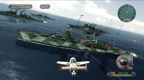 battlestations pacific allies walkthrough 14 battle of battlestations pacific kamikaze gameplay funnydog tv