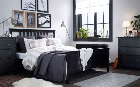 Schlafzimmer Hemnes by 25 Best Ideas About Grey Brown Bedrooms On