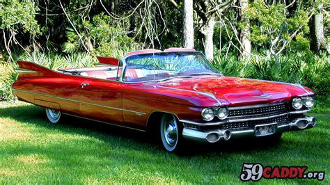 classic cars convertible 1959 cadillac convertible 59 caddy classic cars 1959