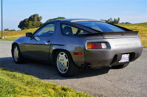 automobile air conditioning repair 1986 porsche 928 windshield wipe control rare 5 speed manual 1986 5 928s for sale in mountain view california united states