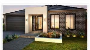 modern 1 story house plans single story modern house designs modern house single