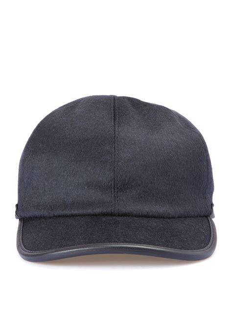 Wool Caps wool blend baseball cap by brioni hats caps ikrix