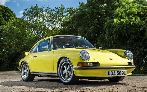 Porsche 911 Carrera 2 by Porsche 911 Carrera Rs 2 7 1973 Widescreen Exotic Car