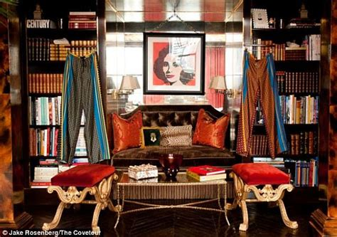 tommy hilfiger home decor inside tommy and dee hilfiger s 50 million condo