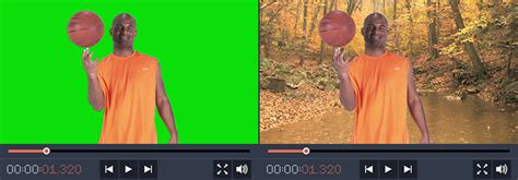 best chroma key software green screen software chroma key software