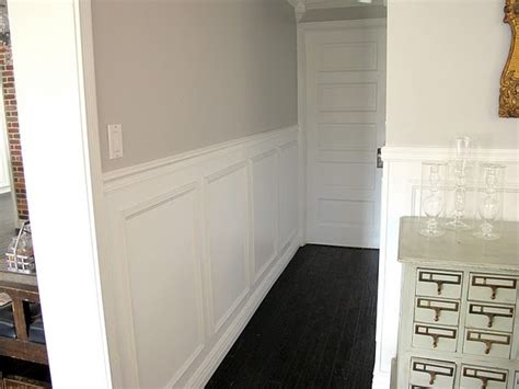how to hang chair rail 17 best images about wainscot on chair railing