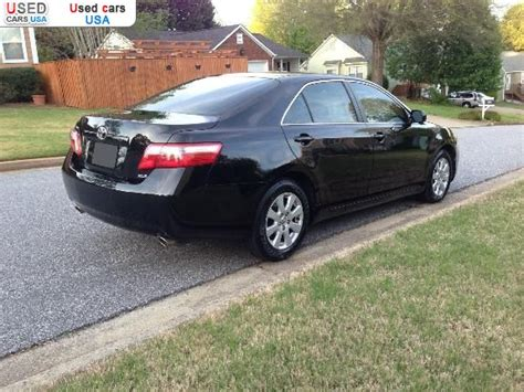 2007 Toyota Camry Xle For Sale For Sale 2007 Passenger Car Toyota Camry Xle Clair