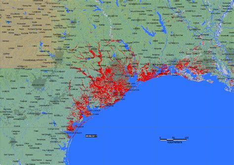 flood map usa 2017 flood usa 4510