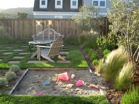 backyard ideas kid friendly kid friendly backyard traditional landscape san