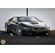 German Tuner Reveals A Customized BMW I8