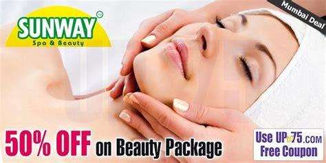 haircut coupons mumbai sunway spa beauty nagpur salons coupons deals offers