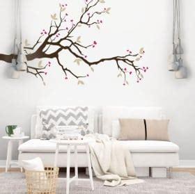 vinilos decorativos vinilos flores vinilos arboles